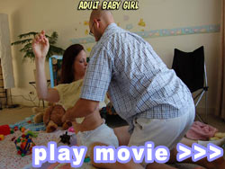 FULL INFANTILISM & ADULT BABY GIRL MOVIES!