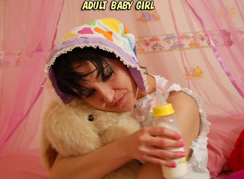 ab lyla bedtime real adult baby girls who love diapers video pic