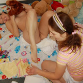 real adult baby girls babies in diapers
