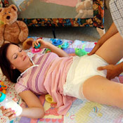 teen girls in diapers pics pic video