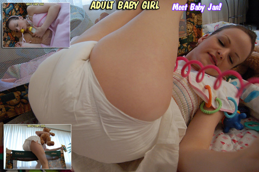 Duly Adult baby female want who really